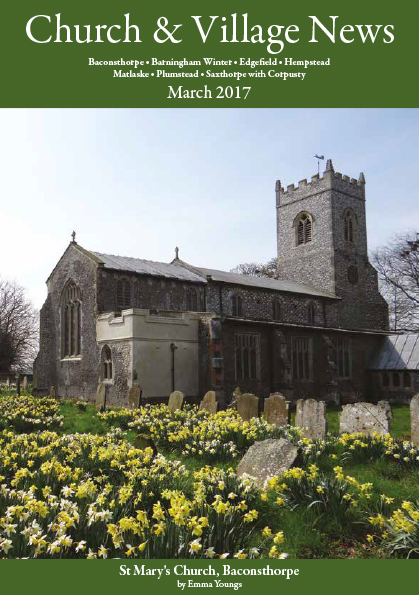 Church and village news March 2017