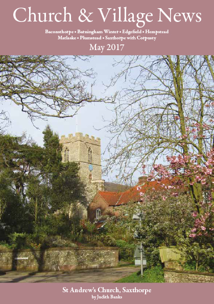 Church and village news May 2017
