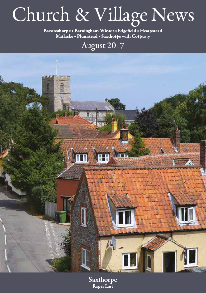 Church and village news June 2017