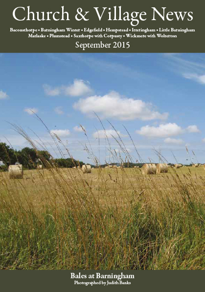 Church & Village News - September 2015