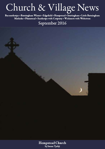 Church & Village News - October 2015
