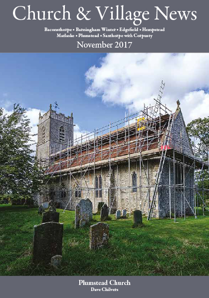 Church and village news November 2017