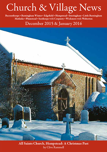 Church & Village News - November 2015