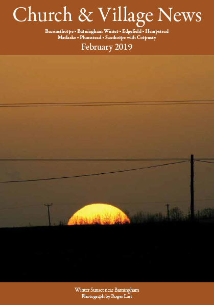 Church and village news February 2018