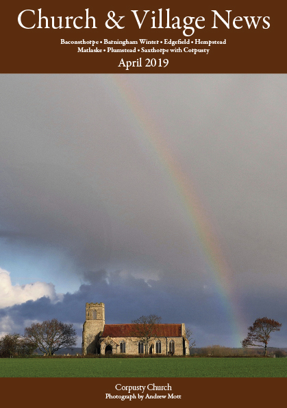 Church and village news March 2018