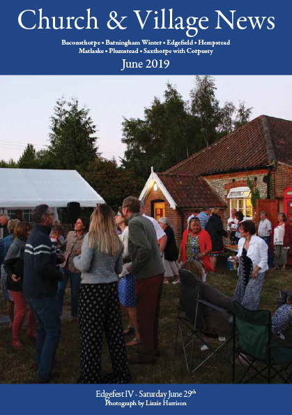 Church and village news June 2019