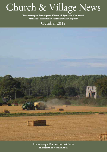 Church and Village News October 2019